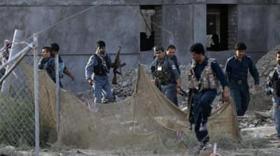 Taliban claim attack on Kabul's airport