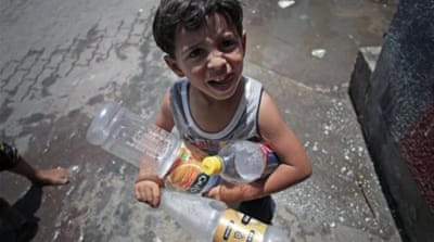 Gaza faces imminent water crisis