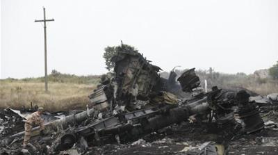 Flight MH17 was shot down over eastern Ukraine on July 17 [Reuters]