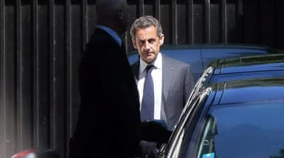 France's Sarkozy criticises 'political probe'