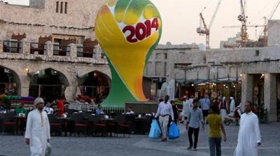 Qatar is confident that it will keep the 2022 World Cup despite bribery allegations [EPA]