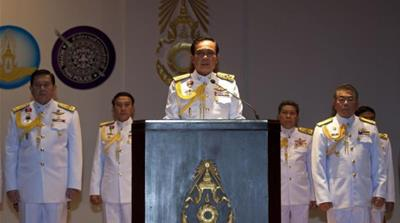 Thailand under the junta: Paranoia and conspiracy