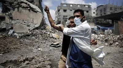 UN chief condemns 'atrocious' Gaza killings
