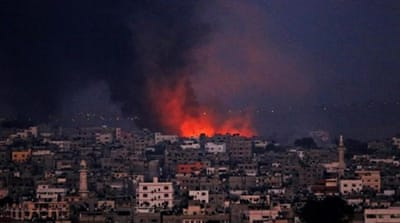 The death toll in Gaza has exceeded 600 people [EPA]