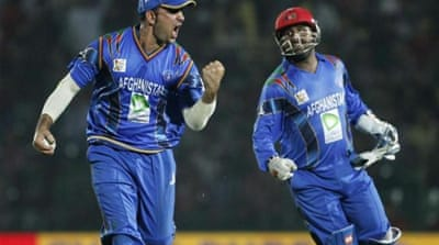 Afghanistan will be making their World Cup debut next year [REUTERS]