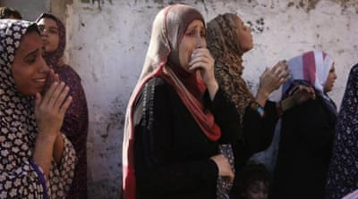 Gaza women bear psychological scars of war