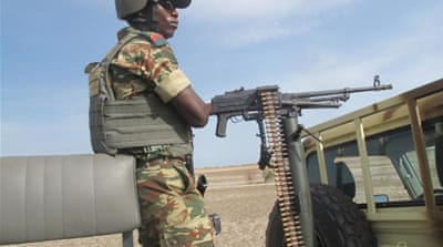 Cameroon has deployed more than 1,000 troops along its border to help combat Boko Haram [AFP]