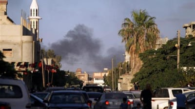 What is going on in Libya?
