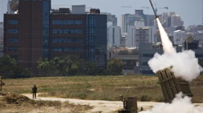 A war to market the Iron Dome