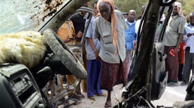 Al-Shabab assassinates Somali MP