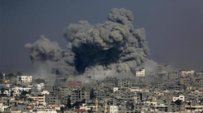 The Gaza conflict has claimed lives of over 1,300 Palestinians since July 8 [EPA]
