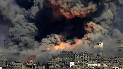 The rape of Gaza