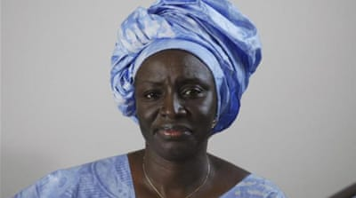 Aminata Toure was the second woman prime minister in Senegal after Madior Boye [AFP]