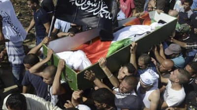 Abu Khdeir's death led to several days of violent protests in Palestinian areas of East Jerusalem [AP]