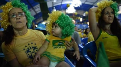 Post-Neymar Brazil on edge over Germany