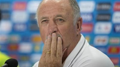 Scolari's first stint with Brazil landed them the World Cup in 2002 [AP]
