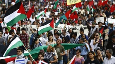 Solidarity with Gaza from the Mexican periphery