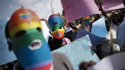 The Anti-Homosexuality Act was struck down by Uganda's Constitutional Court in early August [EPA]