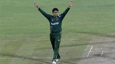 Ajmal has represented Pakistan in 207 international matches [AP]