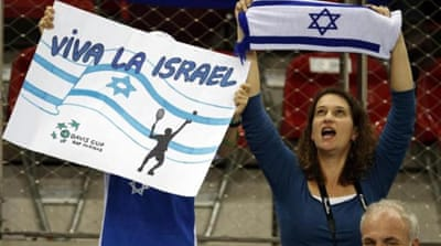 Israel had launched an appeal over the ITF's decision [REUTERS]