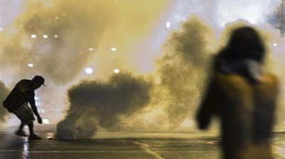 National Guard deployed to Ferguson protests