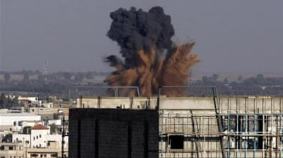 Sides trade blame over Gaza truce breakdown