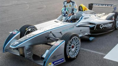 Formula E set for its debut