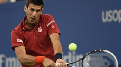 Djokovic won the US Open in 2011 [AFP]