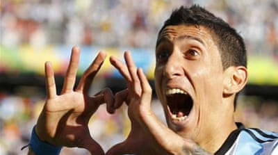 Angel Di Maria's move to Manchester United shatters the $81m Chelsea paid for Fernando Torres [Getty Images]