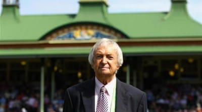 Benaud has bene absent since crashing his car last October [Getty Images]