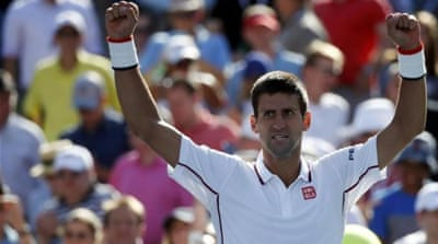 Djokovic has reached every final of the US Open in the last four years [REUTERS]