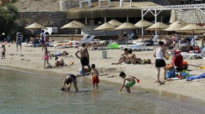 How a women-only beach split Turkish society