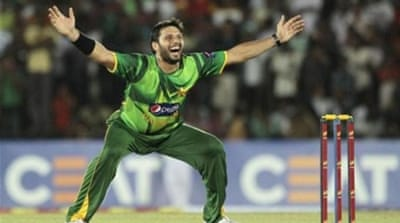 Afridi was replaced by Misbah as the ODI captain in 2011 [AP]