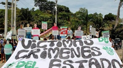 Colombia: Violence, victimhood and peace