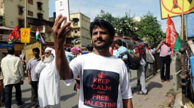 India's forgotten solidarity with Palestine
