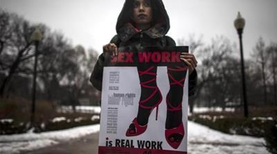 Prostitution is more than a labour rights issue
