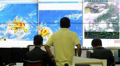 Storms rage over Filipino forecaster exodus