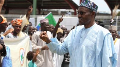 Muhammadu Buhari recently survived an attack on his convoy in Kaduna [AP]