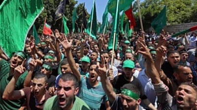 Hamas subscribes to a violent anti-Israeli ideology and it does have a military wing, but it is also a political party with a massive popular following, writes Shlaim [EPA]