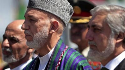 Afghanistan: At risk of a two-headed government?