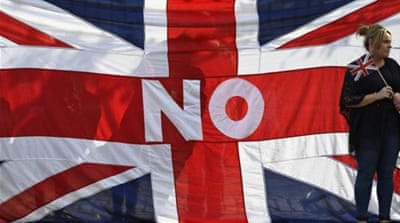 Scotland will remain in UK say pro-unionists