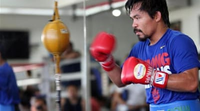 Pacquiao inspiring the youth