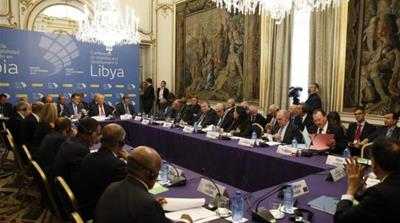 The Madrid conference of Libya's neighbours did not invite representatives of the MLA, write the authors [EPA]