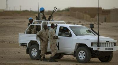 Attacks on UN peacekeepers in Mali have risen in recent weeks [AP]