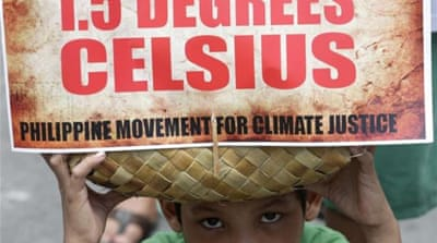 Climate activism: A change in approach?