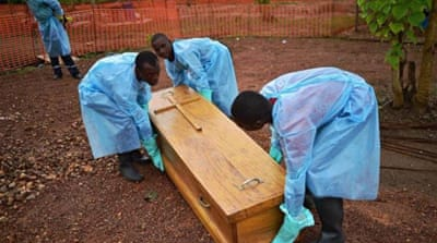 Ebola burial team attacked in Sierra Leone