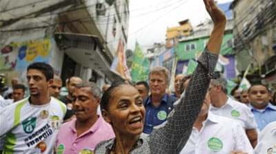 Brazil's 'accidental' presidential candidate