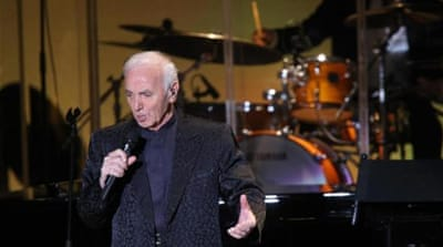 Aznavour: The last of the polyglot humanists