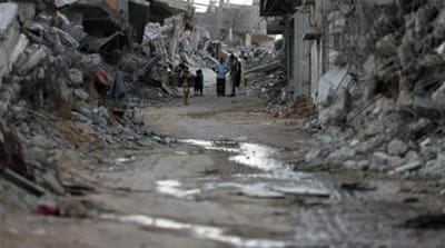 Gaza and the 'crime of crimes'