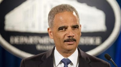 Eric Holder leaves controversial legacy
